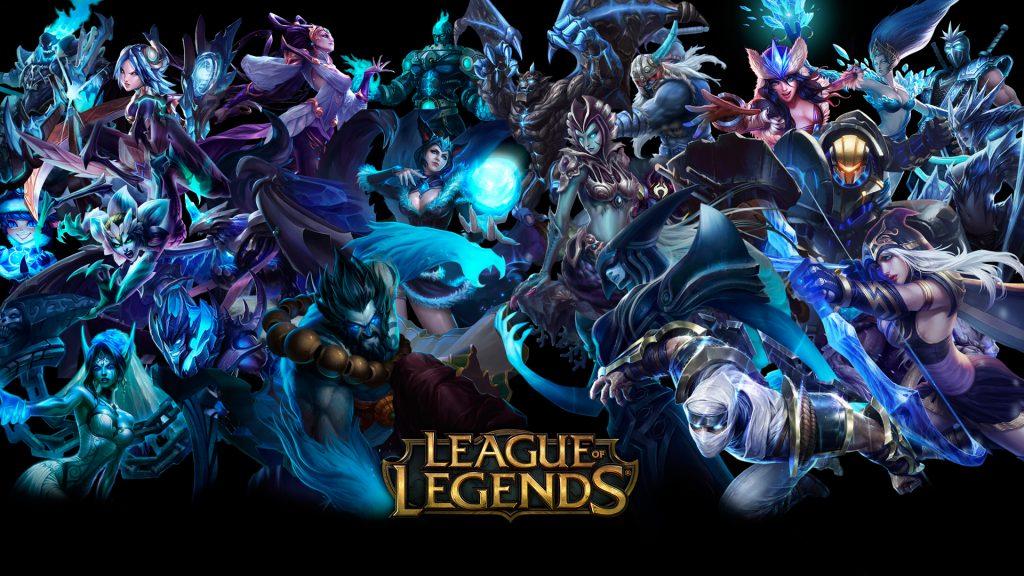 League of Legends, Riot Games tarafından geliştirilen ve yayımlanan bilgisayar oyunu.