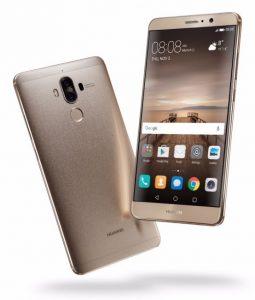 iPhone 7'nin yeni rakibi:Huawei Mate 9