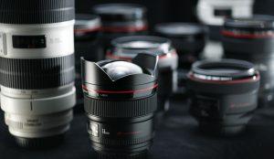 Canon objektiflerin üzerindeki kısaltmalar ne anlama geliyor?