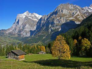 İsviçre'de gezilecek 5 yer